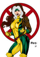 Rogue by PsychedelicHeroin