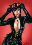 Catwoman by PsychedelicHeroin