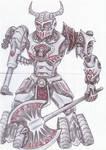 Viking Mech