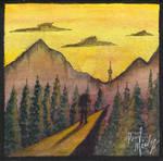 Sunset Landscape 001