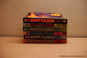 Scott Pilgrim: COMPLETED! by bedeviere