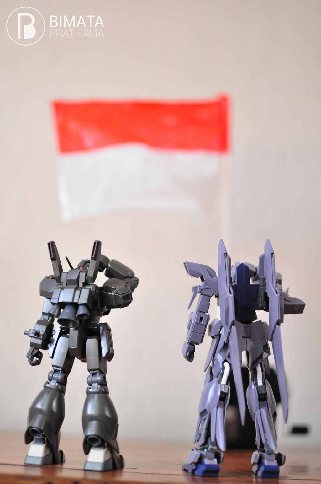 Honoring Our Flag by bedeviere