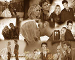 The Doctor And Rose Wallpaper
