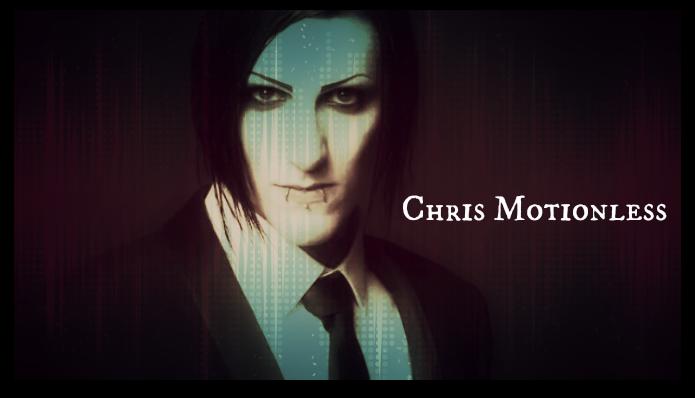 Chris Motionless 2014 Hair