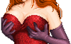 Jessica Rabbit by Twiggipop