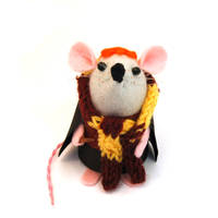 Ron Weasly Mouse by The-House-of-Mouse