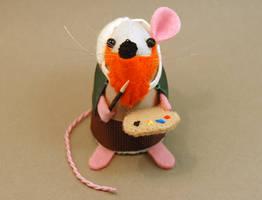 Van Gogh Mouse