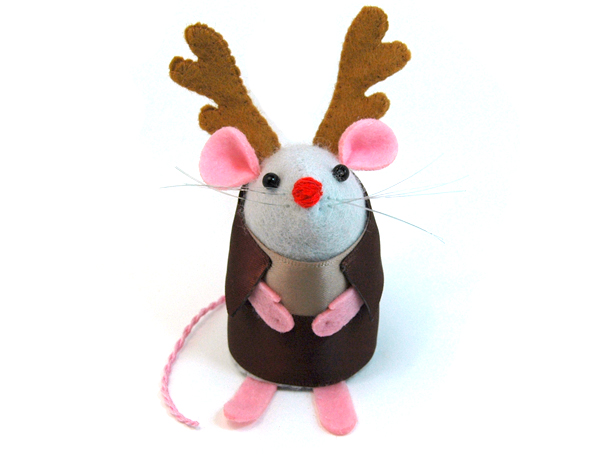 Rudolph Mouse