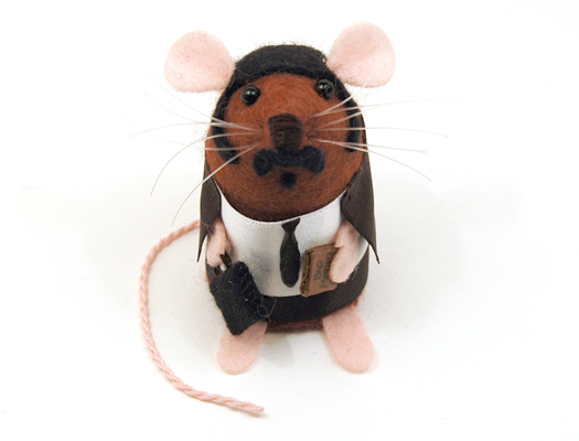 Jules Winnfield Mouse by The-House-of-Mouse