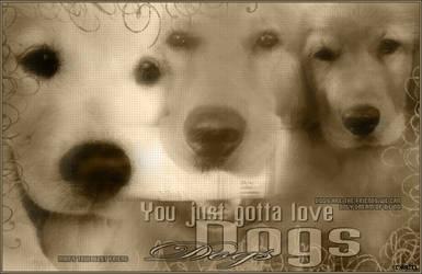 love dogs