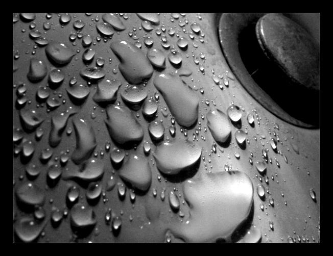 droplets by witchazel