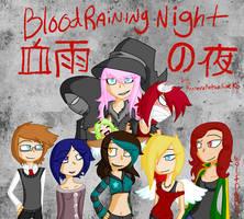 Blood Raining Night by Somymatsu
