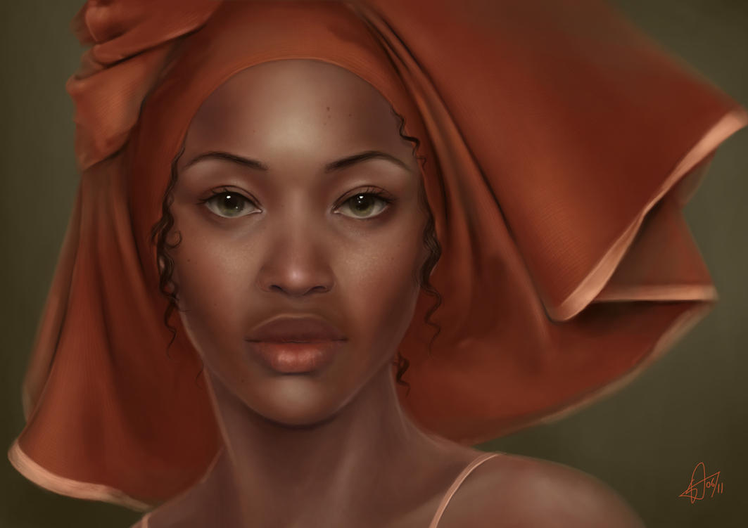 Ayanna by Saart