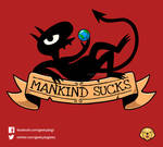 Mankind Sucks // Vote it on Qwertee!!