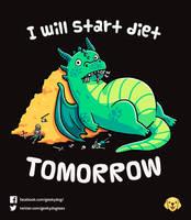 Tomorrow is a New Day by Geekydog