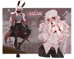 COLLAB ADOPT AUCTION [CLOSED] by rodnya