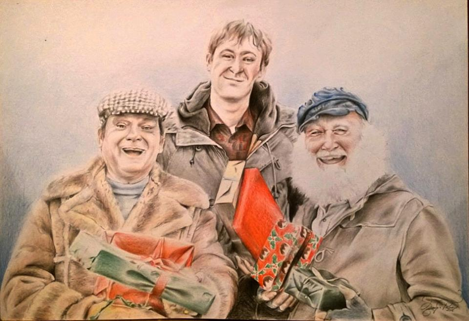 Only Fools and Horses by Darija91