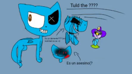 tuld the ???? by cutemilia