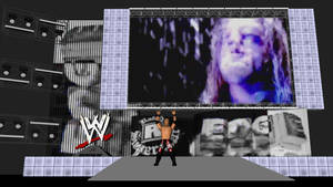 3D WWE Edge Entrance