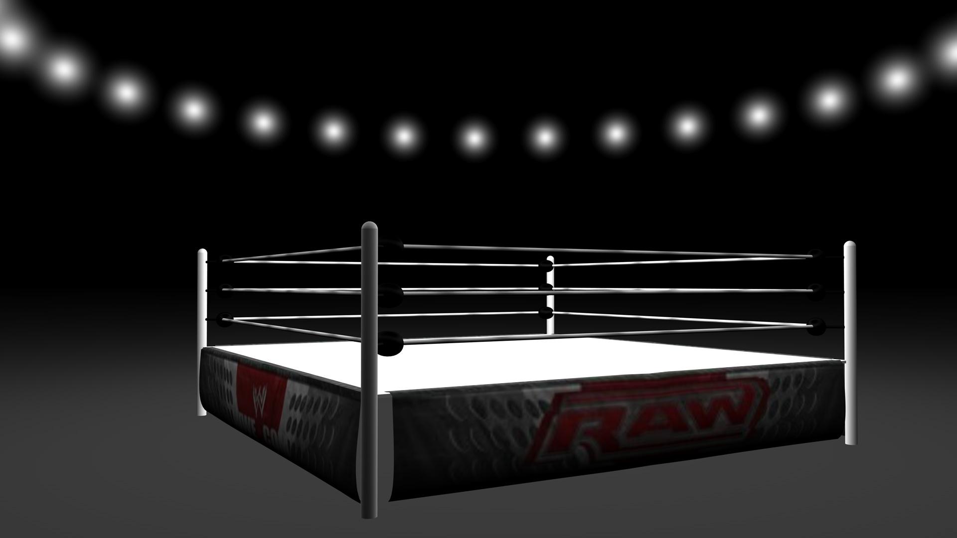 Wrestling Ring Lighting