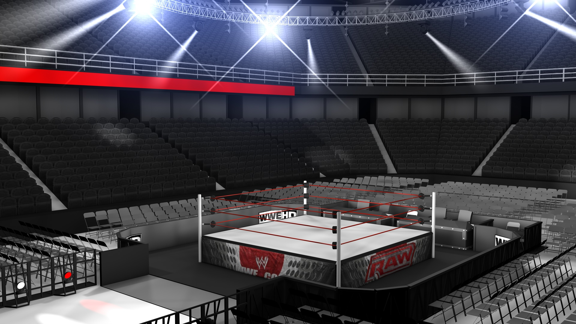 How To Set Up A Wrestling Ring
