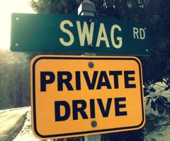 Swag Road - Private Drive by dAKirby309