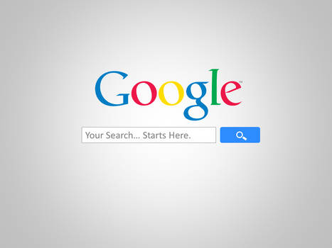 Google - Your Search... Starts Here. Wallpaper