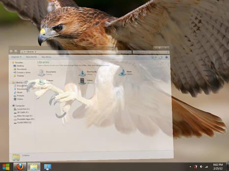 Slow Motion Window Effects - Windows