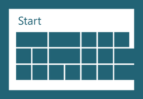 Start Screen Icon - Windows 8 by dAKirby309