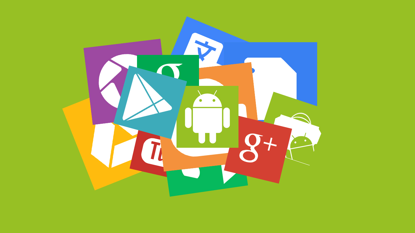 Android Wallpaper - Google Services by dAKirby309