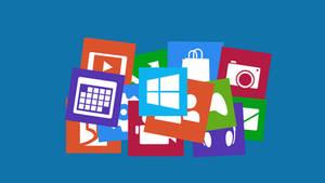 Windows 8 Wallpaper - Metro Services