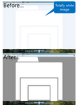 Change Windows 7 Photo Viewer Background Color