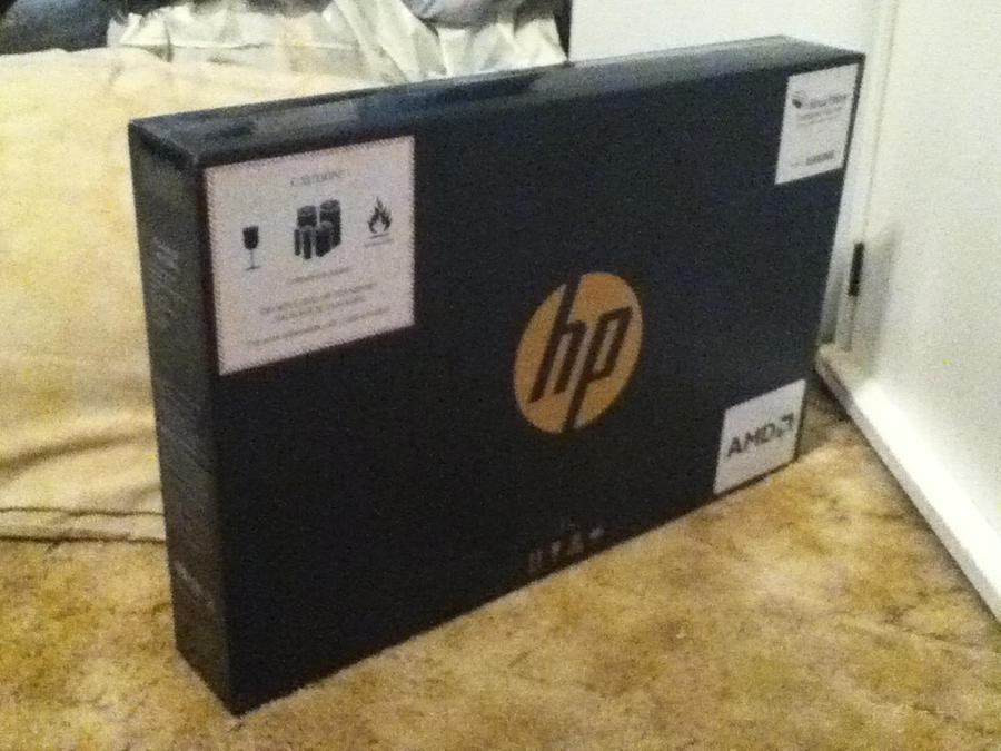 NEW New Laptop In-Box!!! by dAKirby309