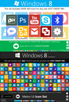 Old Metro UI Set Preview vs. New Metro UI Preview