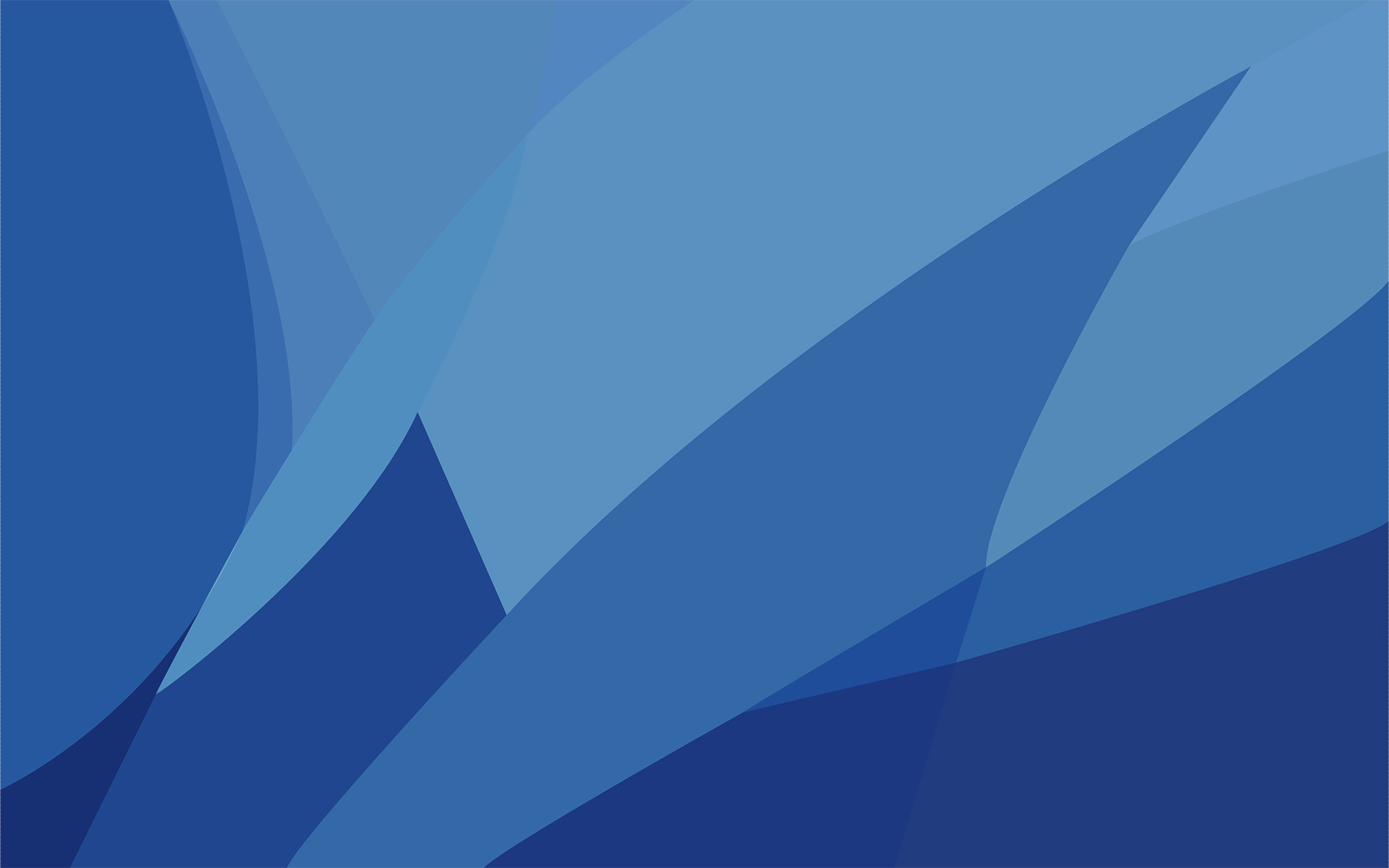 Mac Wallpaper - Flat Colors - 1920x1200 by dAKirby309