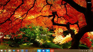 My Windows 8.1 Taskbar Concept