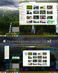 Windows Explorer Concept 2.0 v2