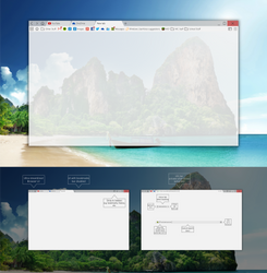 Streamlined Browser UI - CONCEPT by dAKirby309