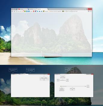 Streamlined Browser UI - CONCEPT