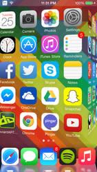 Messing Around With Jailbreak Tweaks - iOS 8.1 by dAKirby309