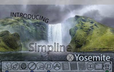 SIMPLINE ICON SET OS X Yosemite - Coming Soon? by dAKirby309