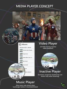 CONCEPT - Media Player