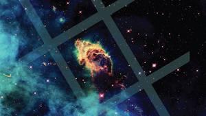 Carina Nebula - Design Wallpaper 1