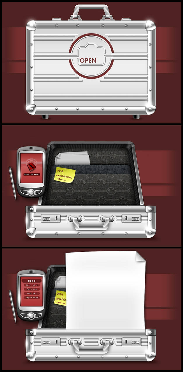 Suitcase Homepage