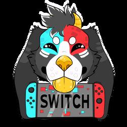 Switch Badge by EchoJellyMutt
