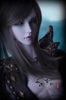 Loong soul doll   Black Tortoise  JunShi by LoongSoul