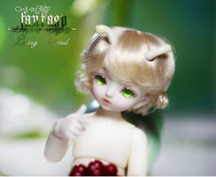 Loong soul doll    Snail Limited  GuaNiuNiu by LoongSoul