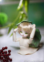 Loong soul doll   - Snail Limited - GuaNiuNiu by LoongSoul