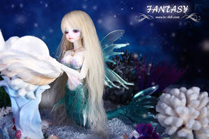 Loong soul doll - Siren - Chris Limited(60sets) by LoongSoul