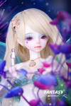 Loong soul doll - Siren - Chris Limited(60sets)